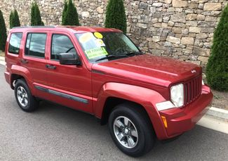 2008 Jeep Liberty Sport Knoxville, Tennessee 2