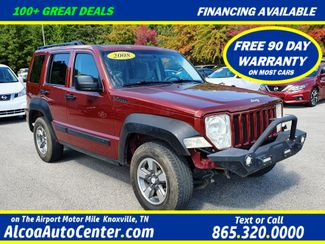 "2008 Jeep Liberty Sport SELEC-TRAC II 4WD w/16"" Alloys in Louisville, TN 37777"