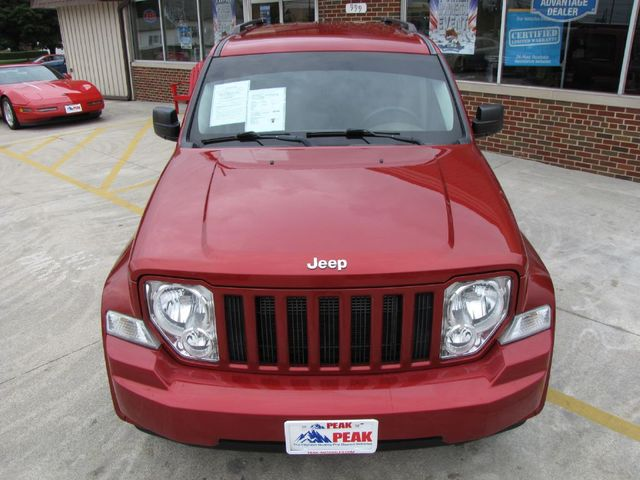 2008 Jeep Liberty Sport in Medina OHIO, 44256