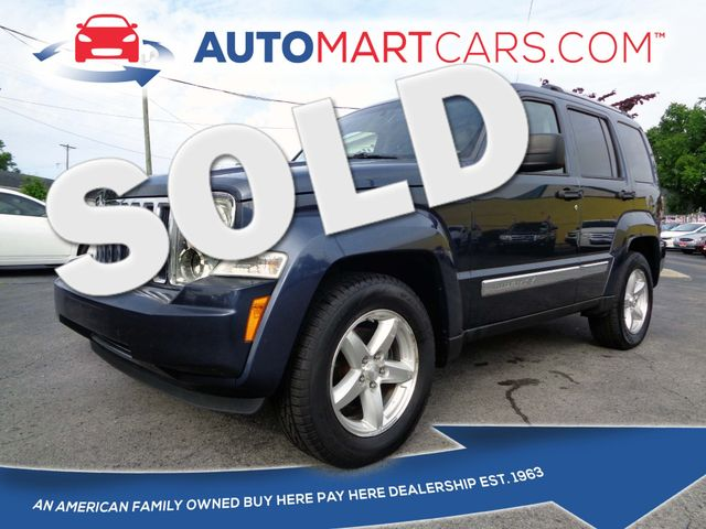 2008 Jeep Liberty in Nashville Tennessee