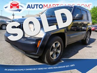 2008 Jeep Liberty Sport | Nashville, Tennessee | Auto Mart Used Cars Inc. in Nashville Tennessee