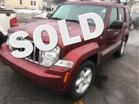 2008 Jeep Liberty Limited in West Springfield, MA