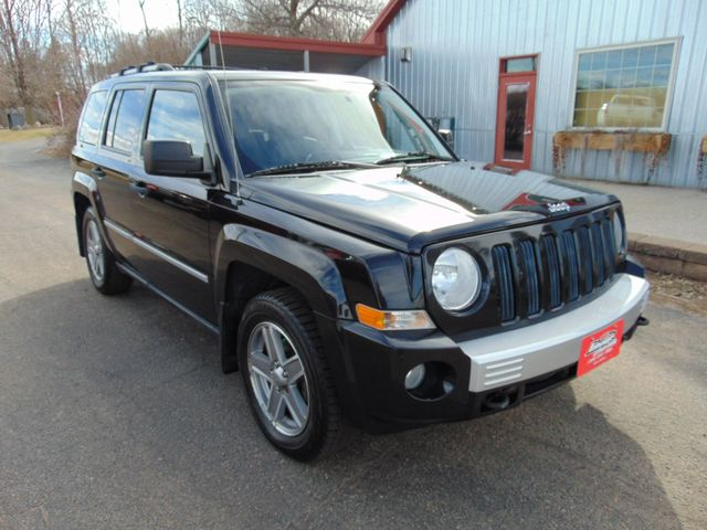 2008 Jeep Patriot Limited Alexandria, Minnesota 1