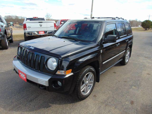 2008 Jeep Patriot Limited Alexandria, Minnesota 2