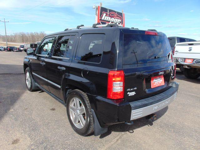 2008 Jeep Patriot Limited Alexandria, Minnesota 3