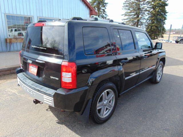 2008 Jeep Patriot Limited Alexandria, Minnesota 4