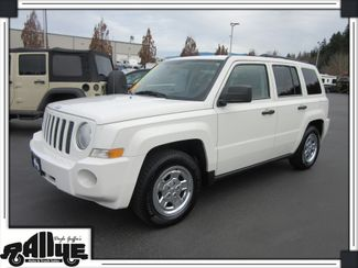 2008 Jeep Patriot Sport in Burlington WA, 98233