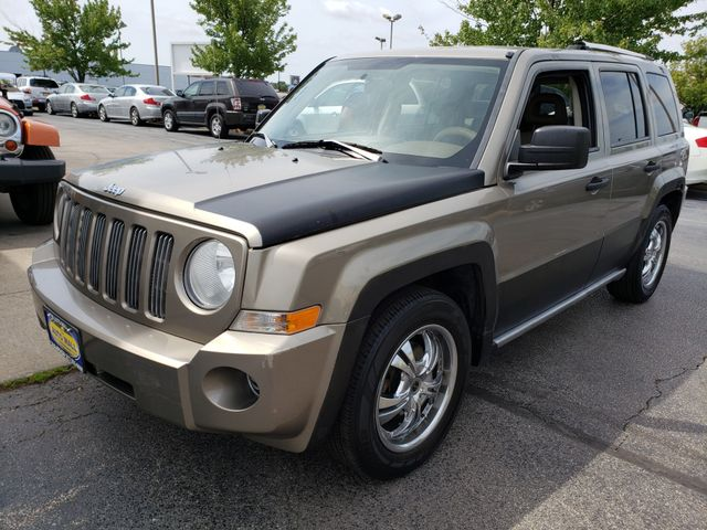 2008 Jeep Patriot Sport | Champaign, Illinois | The Auto Mall of Champaign in Champaign Illinois