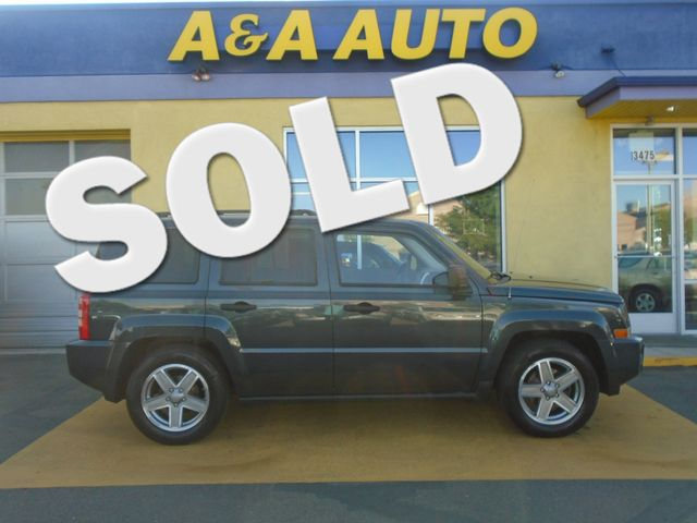 2008 Jeep Patriot Sport in Englewood CO, 80110