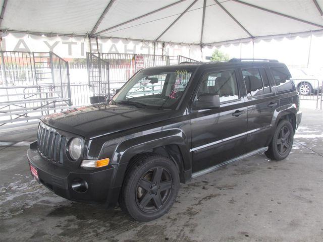 2008 Jeep Patriot Limited Gardena, California