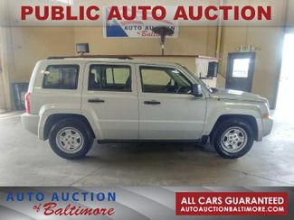 2008 Jeep Patriot Sport | JOPPA, MD | Auto Auction of Baltimore  in Joppa MD