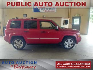 2008 Jeep Patriot Limited | JOPPA, MD | Auto Auction of Baltimore  in Joppa MD