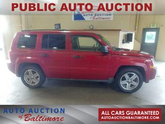 2008 Jeep Patriot Sport   JOPPA, MD   Auto Auction of Baltimore  in Joppa MD