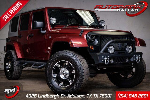 2008 Jeep Wrangler Unlimited Sahara w/ Upgrades