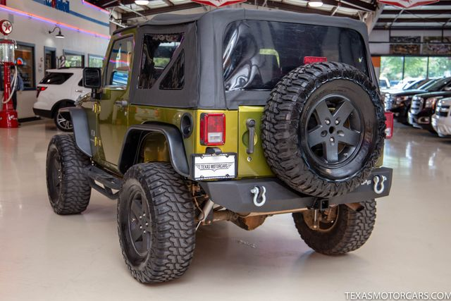 2008 Jeep Wrangler X 4x4 in Addison, Texas 75001