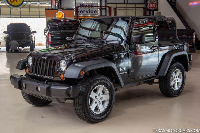 2008 Jeep Wrangler X in Addison, Texas 75001