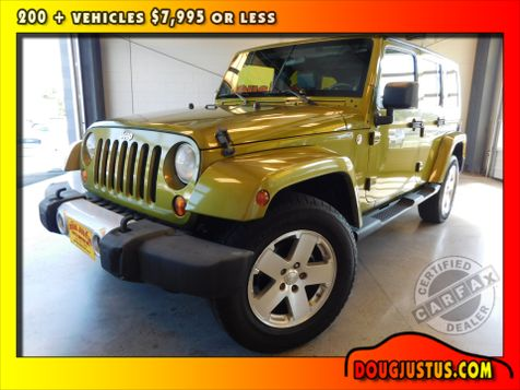 2008 Jeep Wrangler Unlimited Sahara in Airport Motor Mile ( Metro Knoxville ), TN