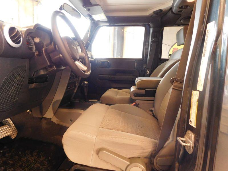 2008 Jeep Wrangler Unlimited Sahara  city TN  Doug Justus Auto Center Inc  in Airport Motor Mile ( Metro Knoxville ), TN