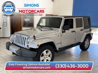 2008 Jeep Wrangler Unlimited Sahara in Akron, OH 44320