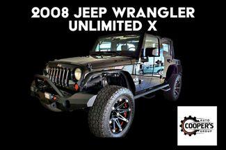 2008 Jeep Wrangler Unlimited X in Albuquerque, NM 87106