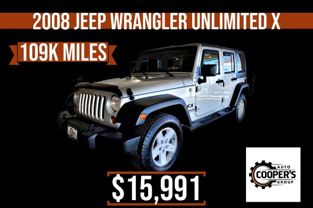 2008 Jeep Wrangler Unlimited X in Albuquerque, NM 87106