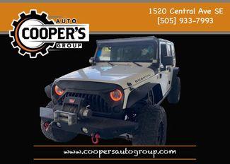 2008 Jeep Wrangler Unlimited Rubicon in Albuquerque, NM 87106