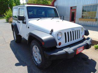 2008 Jeep Wrangler X Alexandria, Minnesota 1