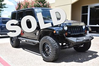 2008 Jeep Wrangler Unlimited Sahara in Arlington, TX, Texas 76013