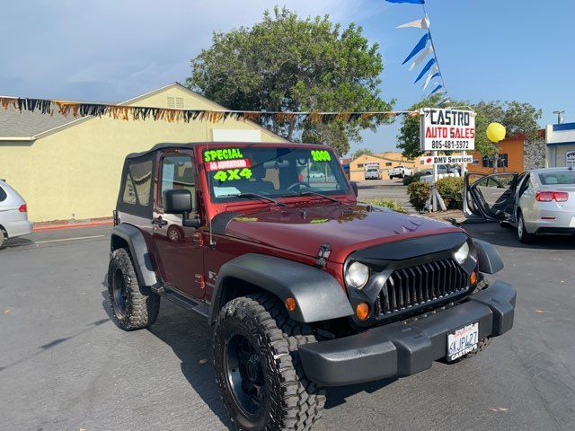 2008 Jeep Wrangler X in Arroyo Grande, CA 93420