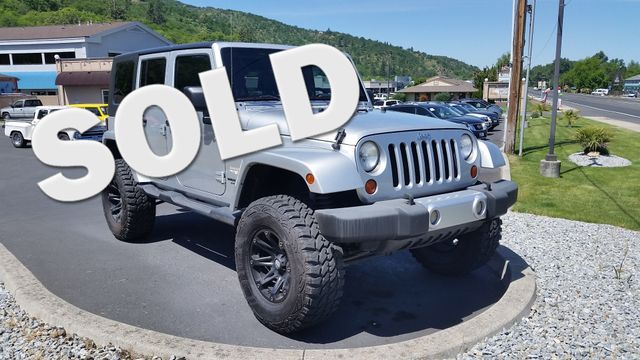 2008 Jeep Wrangler Unlimited Sahara | Ashland, OR | Ashland Motor Company in Ashland OR