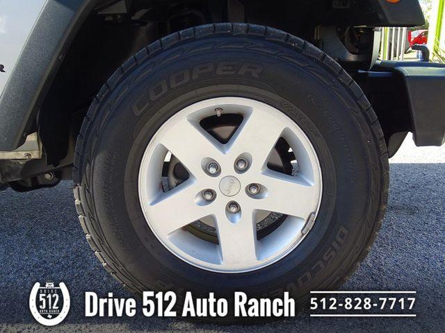2008 Jeep Wrangler Unlimited X in Austin, TX 78745