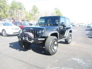 2008 Jeep Wrangler X Batesville, Mississippi 2