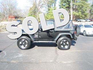 2008 Jeep Wrangler X Batesville, Mississippi
