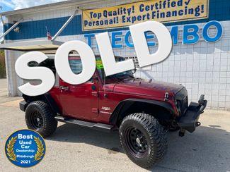 2008 Jeep Wrangler Sahara in Bentleyville, Pennsylvania 15314