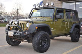 2008 Jeep Wrangler Unlimited X in Bettendorf/Davenport, Iowa 52722