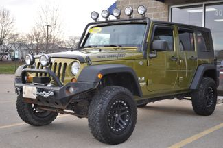 2008 Jeep Wrangler Unlimited X in Bettendorf/Davenport, Iowa 52722