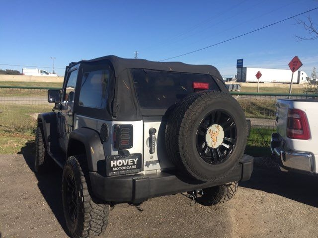 2008 Jeep Wrangler X Automatic in Boerne, Texas 78006