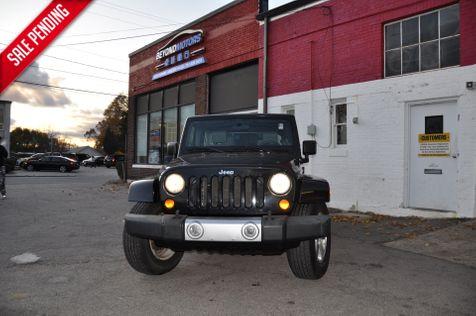 2008 Jeep Wrangler Unlimited Sahara in Braintree