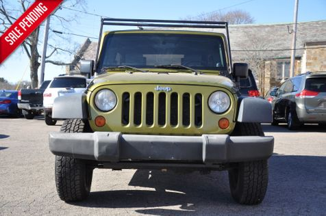 2008 Jeep Wrangler Unlimited X in Braintree