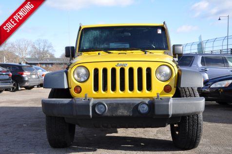 2008 Jeep Wrangler Unlimited X in Braintree