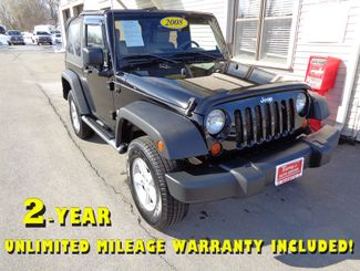 2008 Jeep Wrangler X in Brockport NY, 14420