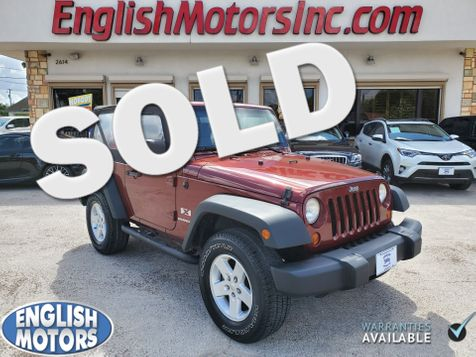 2008 Jeep Wrangler X in Brownsville, TX