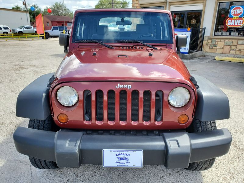 2008 Jeep Wrangler X  Brownsville TX  English Motors  in Brownsville, TX
