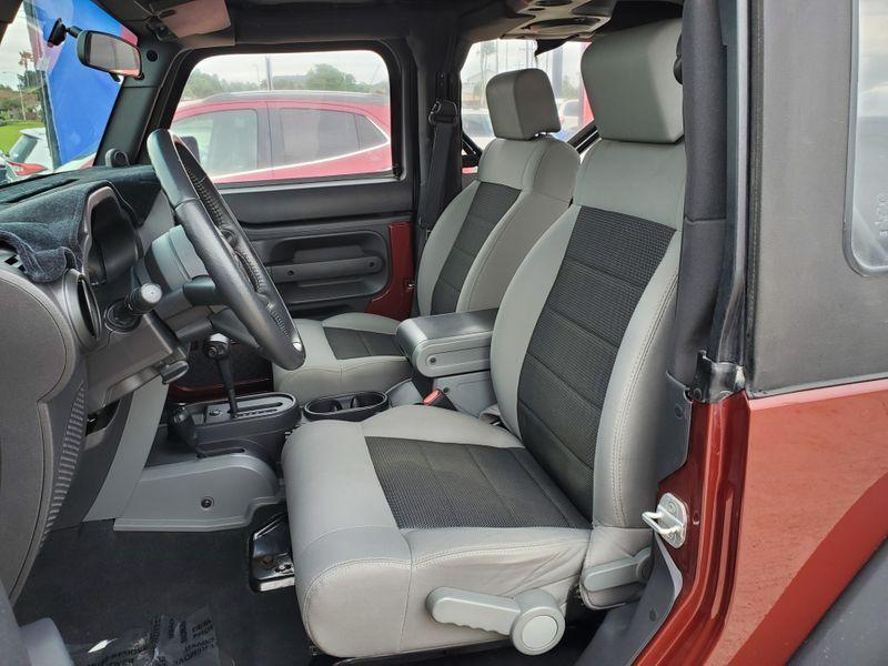 2008 Jeep Wrangler X  Brownsville TX  English Motors  in Brownsville, TX