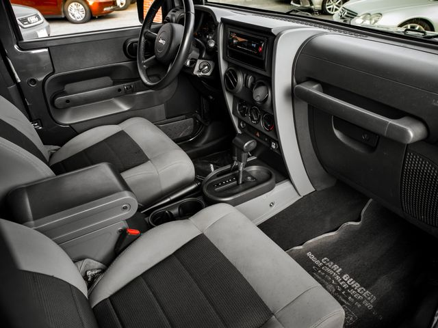 2008 Jeep Wrangler X Burbank, CA 9