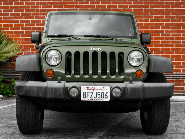 2008 Jeep Wrangler X Burbank, CA 1