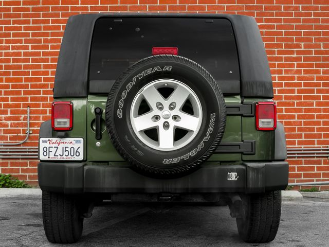 2008 Jeep Wrangler X Burbank, CA 2