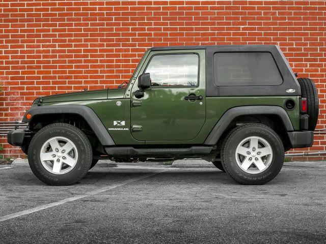 2008 Jeep Wrangler X Burbank, CA 4