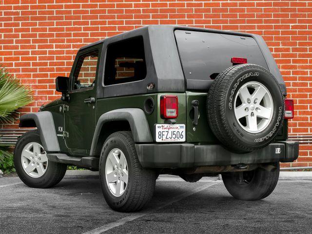2008 Jeep Wrangler X Burbank, CA 6