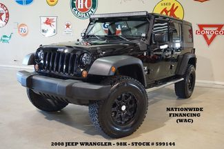 2008 Jeep Wrangler Unlimited X in Carrollton TX, 75006